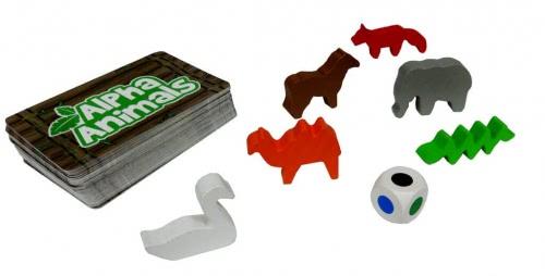 BrainBox Alpha Animals