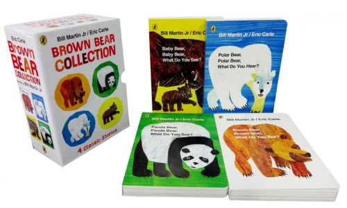 Brown Bear Collection купить