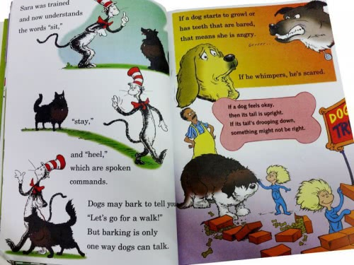 The Cat in the Hat набор