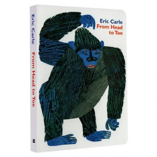 From Head to Toe (Hard Cover)