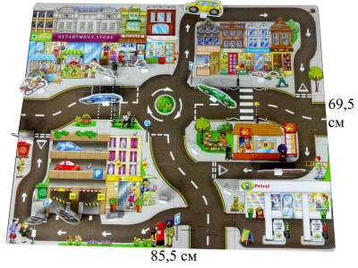 Giant Town orchard toys игра