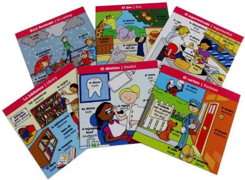 BrainBox Let's Learn Spanish