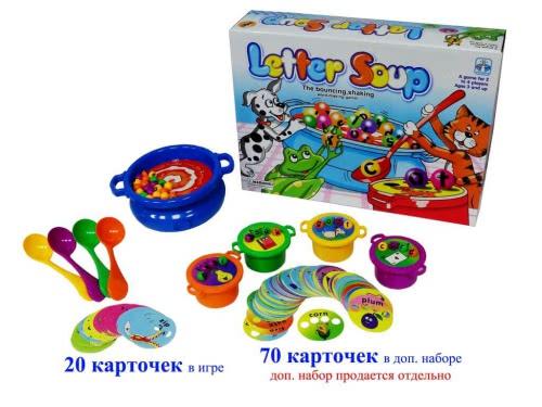 доп. набор для Letter Soup