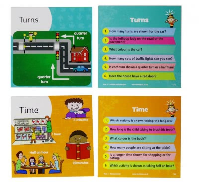 BrainBox Math Pack Years 1&2
