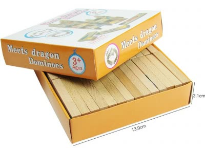 Meets dragon Dominoes
