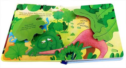 Peep Inside Dinosours