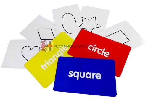 Ready for School Flashcards