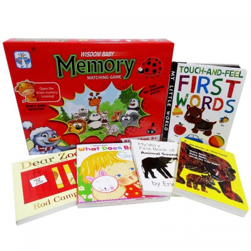 Set 1b - набор для малышей 1-3 года