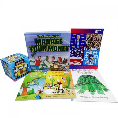 Set 4a - набор для детей 13-15 лет