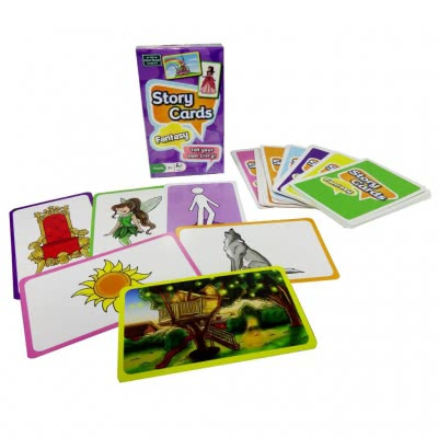 BrainBox Story Cards Fantasy