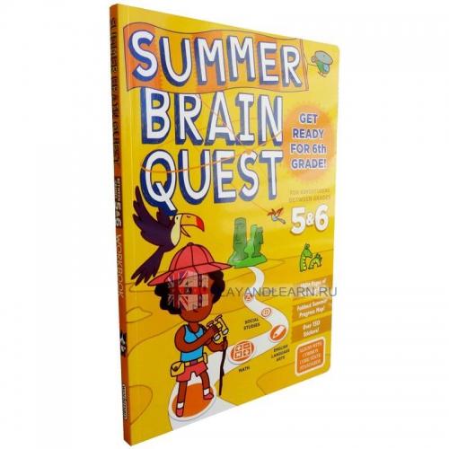 Summer Brain Quest 5, 6
