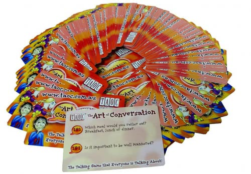 The Art of Children's Conversation