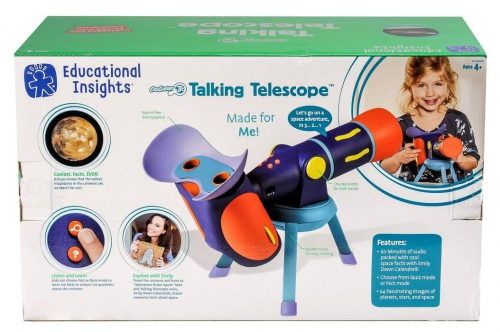 Talking Telescope
