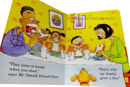 детские английские книги