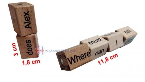 ГрамИК деревянный