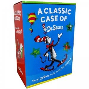A Classic Case of Dr. Seuss (20 books + 3 CD)