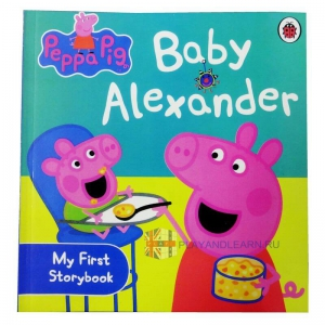 Baby Alexander (soft cover)