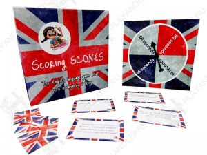 Bang the Button Scoring Scones купить