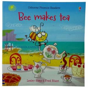 Bee Makes Tea (Phonics Readers)