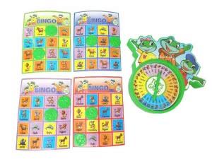 The Little Frog Bingo (уценённая)
