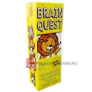 Brain Quest (kinder-garden)