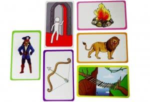 BrainBox Story Cards Adventure