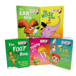 Bright and Early Board Books (5 books set)