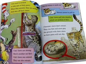 The Cat in the Hat's Learning Library (33 books)