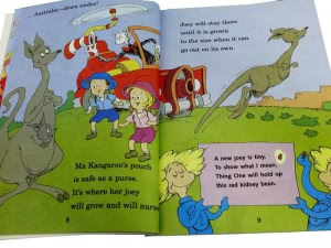 The Cat in the Hat книги