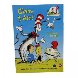 Clam - I am