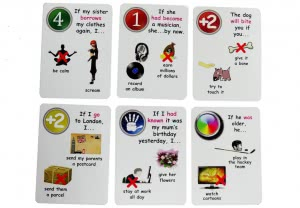 Conditionals Fun Cards