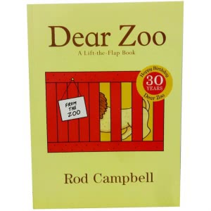 Dear Zoo (soft cover) (уценённая)