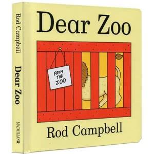 Dear Zoo (hard cover)
