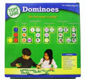 Dominoes 6 in 1