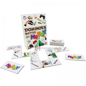 Dominoes Battle (Hobby)