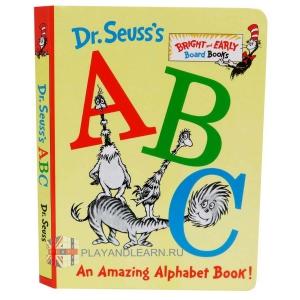 Dr Seuss's ABC (mini board book)
