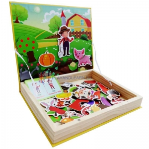Farm Matching (Magnetic Puzzle)
