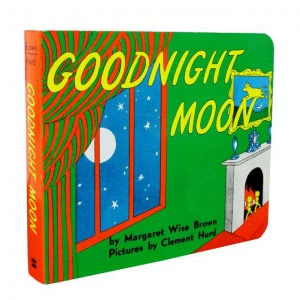 Goodnight Moon (hard cover) (уценённая)
