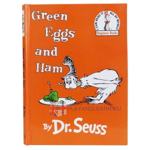 Green Eggs and Ham (hard cover)