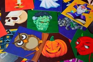 """Тематические карточки для """"Halloween"""""""