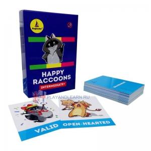 Happy Racoons