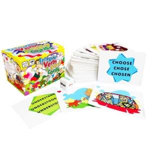 Irregular Verbs & Story Cards