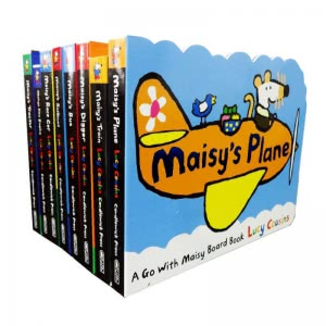 Maisy Board Books (8 books)
