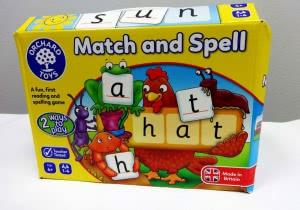 Match and spell (уценённая)