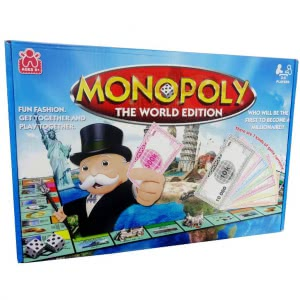 Monopoly (уценённая)