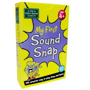 My First Sound Snap (Pack Two)