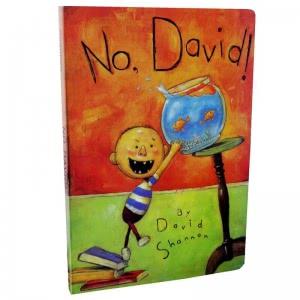 No, David (уценённая)