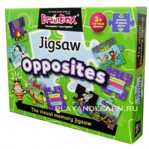 BrainBox Opposites Jigsaw
