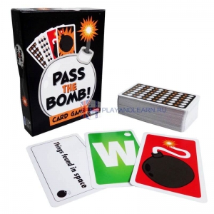 Pass the Bomb Card Game
