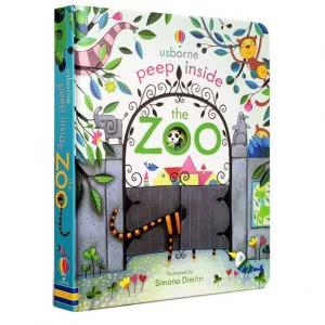 Peep Inside Zoo (уценённая)